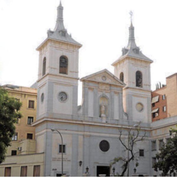 Fachada Santa Teresa y Santa Isabel 1280x650
